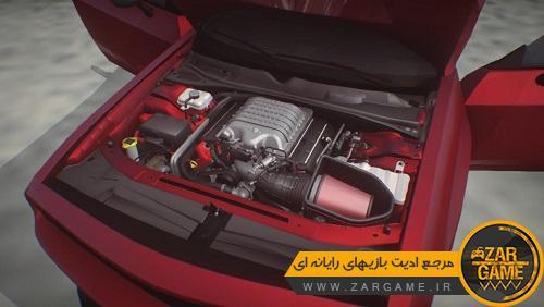 دانلود خودروی Dodge Challenger SRT8 تیونینگ برای بازی GTA5 (San Andreas)