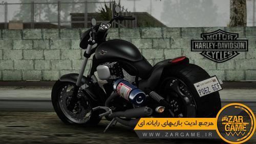 دانلود موتور HARLEY DAVIDSON V ROD برای بازی GTA5 (San Andreas)