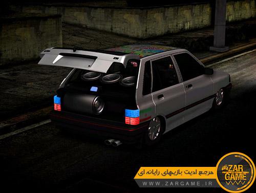 دانلود ماشین پراید هاچبک کره ای فول تیونینگ برای بازی (GTA 5 (San Andreas