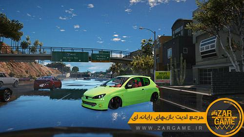 دانلود ماشین پژو 206 RC برای بازی GTA V