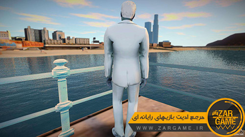 دانلود اسکین کاراکتر آقای منفی   Mr Negative برای بازی GTA 5 (San Andreas)
