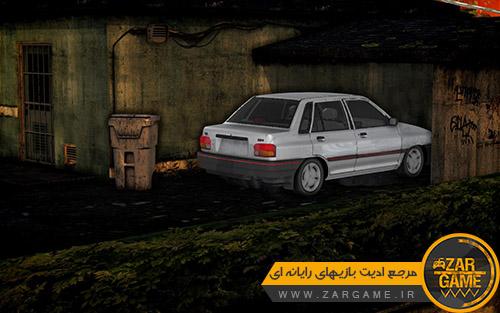 دانلود ماشین پراید صبا کره ای برای بازی (GTA 5 (San Andreas
