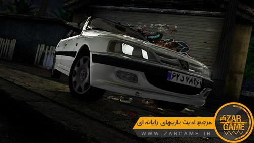 دانلود خودروی پژو پارس سال برای بازی (GTA 5 (San Andreas