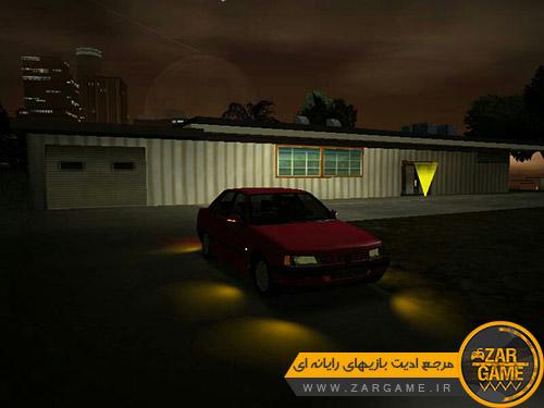 دانلود خودروی پژو 405 GLX توسط DavoodTurk911 برای بازی (GTA 5 (San Andreas