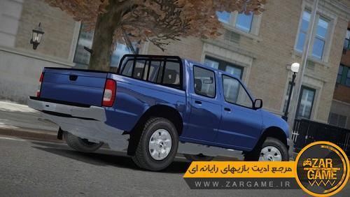 دانلود خودروی Nissan Frontier 2000 برای بازی GTA 4 (GTA IV)