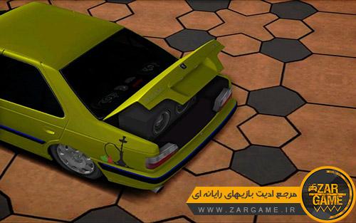 دانلود خودروی پارس اسپرت برای بازی (GTA 5 (San Andreas