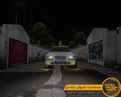 دانلود خودروی سمند LX Ef7 توسط erFan برای بازی (GTA 5 (San Andreas