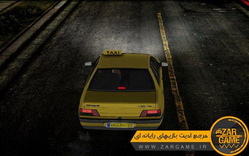 دانلود خودروی پژو 405 روآ تاکسی برای بازی GTA 5 (San Andreas)
