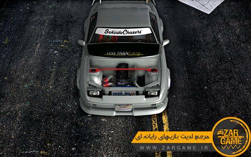 دانلود خودروی Nissan Onevia برای بازی GTA 5 (San Andreas)