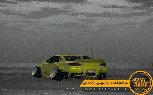 دانلود خودروی Nissan Silvia Rocket Bunny برای بازی GTA 5 (San Andreas)