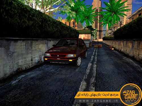 دانلود خودروی پراید کره ای ورژن 2 برای بازی GTA San Andreas