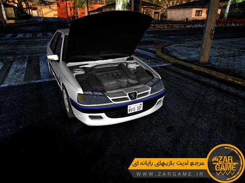 دانلود مود خودروی پارس سال ادیت NIMALAW برای بازی GTA San Andreas