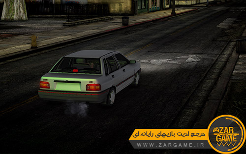 دانلود خودروی پراید کره ای ورژن 3 برای بازی GTA 5 (San Andreas)