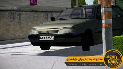 دانلود خودروی پژو 405 استیشن برای بازی GTA 5 (San Andreas)