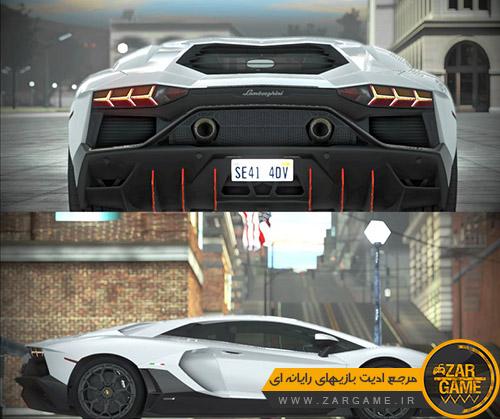 دانلود ماشین 2021 Lamborghini Aventador Ultimae برای بازی GTA San Andreas