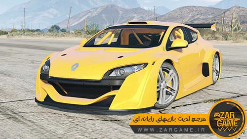 دانلود خودروی Renault Megane Trophy 2011 برای بازی GTA V