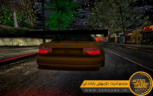 دانلود ماشین سمند سورن M3 GTR E46 برای بازی GTA San Andreas
