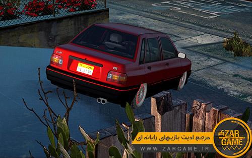 دانلود خودروی پراید کره ای اسپورت [با و بدون رکاب] برای بازی GTA San Andreas