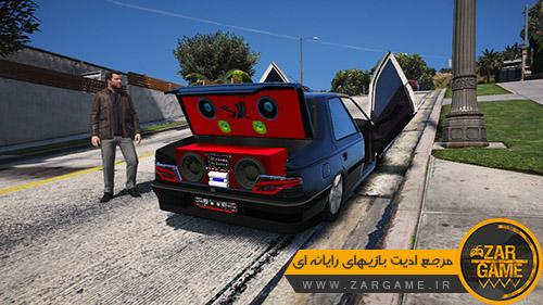 دانلود ماشین پژو 405 اسپورت برای بازی GTA V