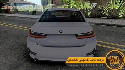 دانلود ماشین BMW 330i Sport Line برای بازی GTA San Andreas