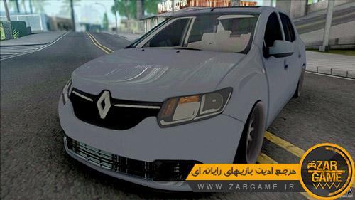 دانلود ماشین Renault Symbol Quantum Works برای بازی GTA San Andreas