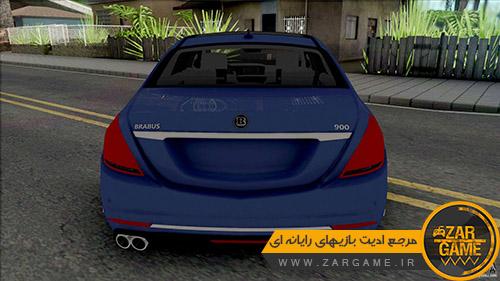 دانلود ماشین Brabus Rocket 900 برای بازی GTA San Andreas